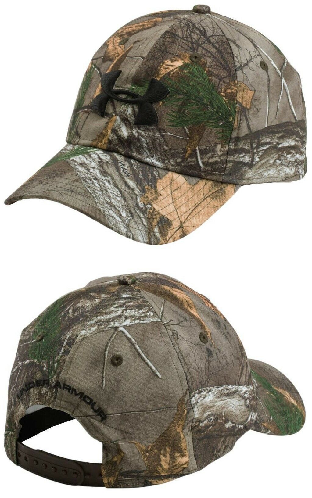 8f3a46f1650 Hats and Headwear 159035  Under Armour Men S Ua Camo 2.0 Snapback Hunting  Hat Cap (Realtree Xtra) Nwt -  BUY IT NOW ONLY   14.99 on  eBay  headwear   under ...