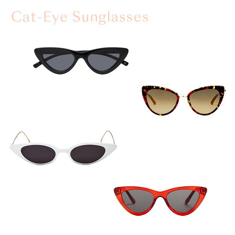39aafda3fd70 Cat-Eye Sunglasses - In the world of sunglasses