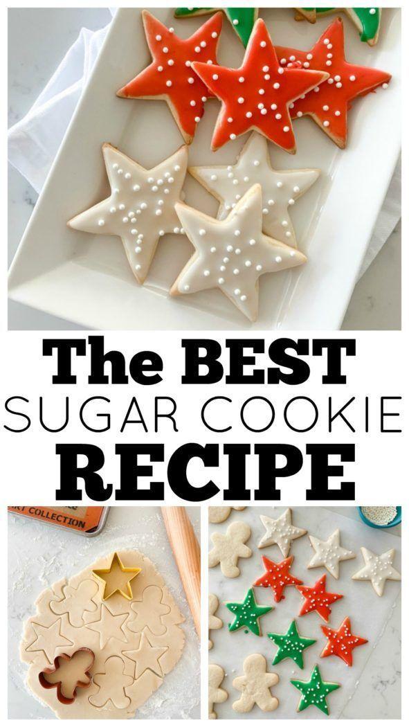 Sugar Cookie Recipe | How to Make Perfect Christmas Cookies