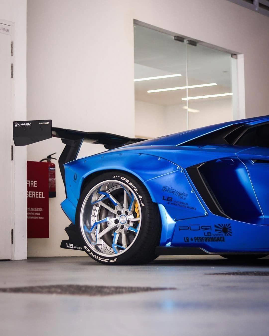 Lamborghini Aventador.. (With Images)