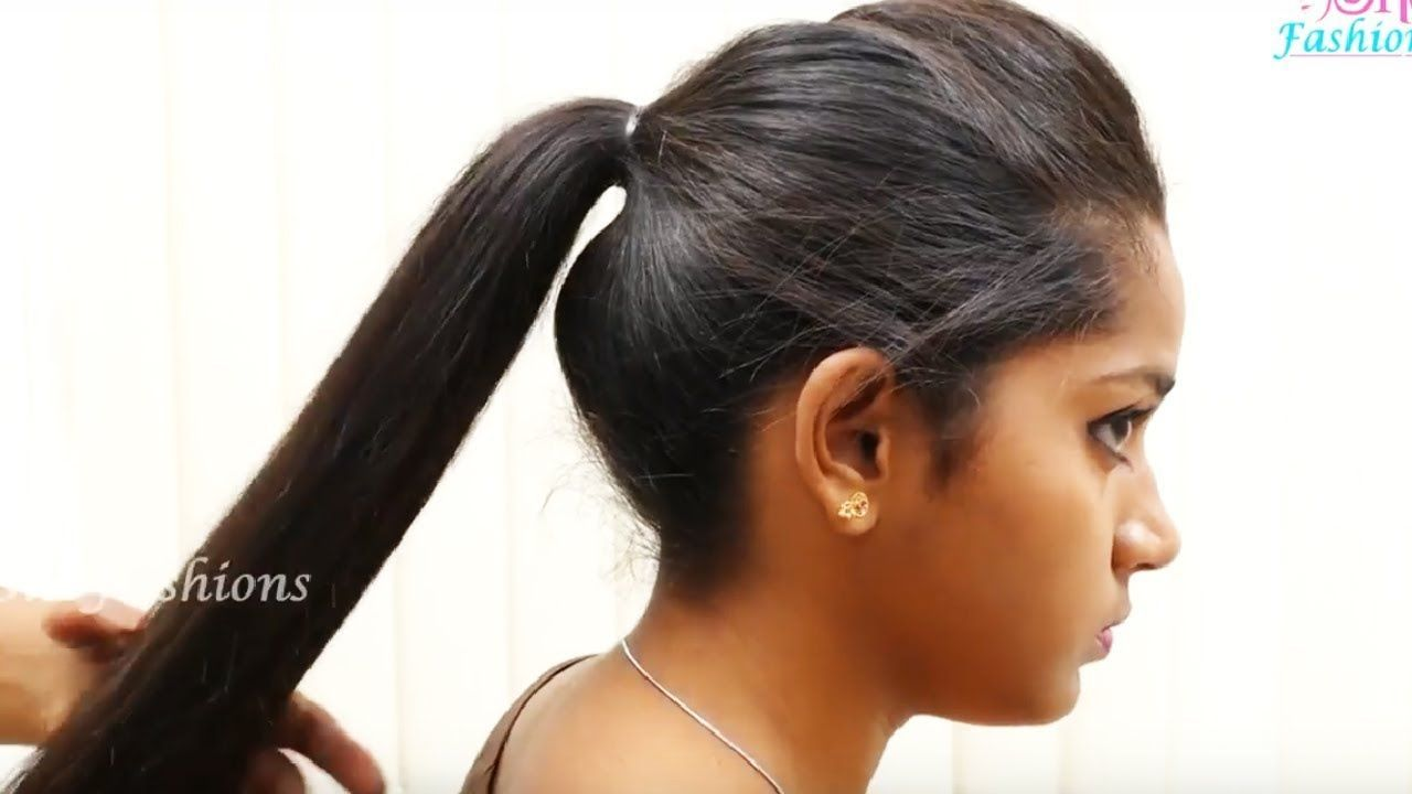 Cute little girlus hairstyle tutorial quick and easy hairstyle