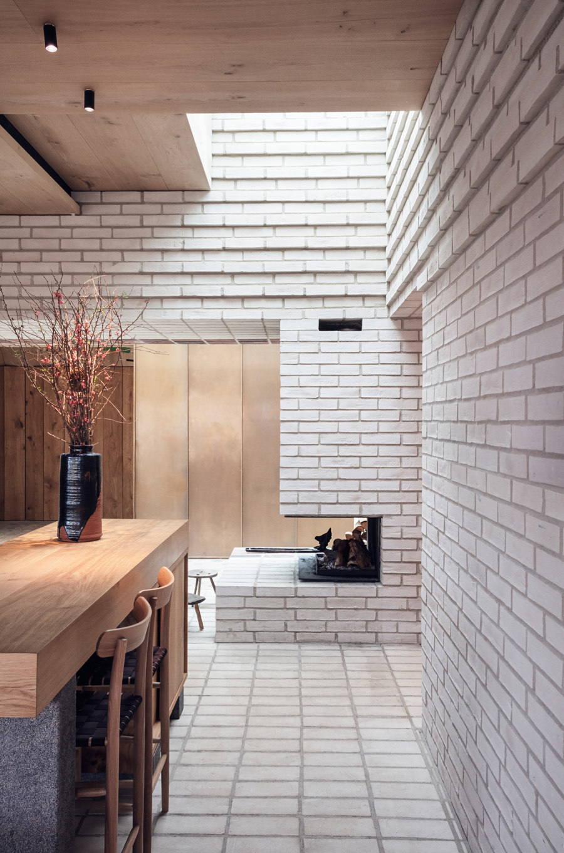 Noma Noma Restaurant Brick Interior Interior Design Kitchen