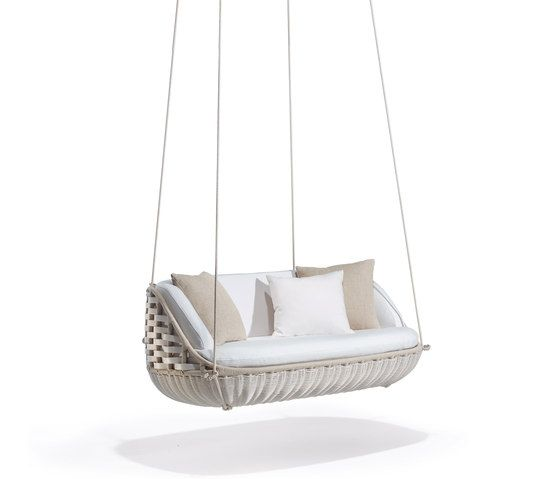 dedon gartenschaukel sitzinseln liegeinseln schaukeln garten lounge swingrest swingus dedon. Black Bedroom Furniture Sets. Home Design Ideas