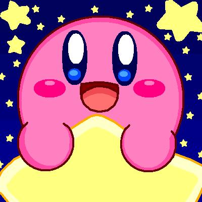 Wrap Star Kirby By Https Www Deviantart Com Cuddlesnam On Deviantart Kirby Game Art Wrap
