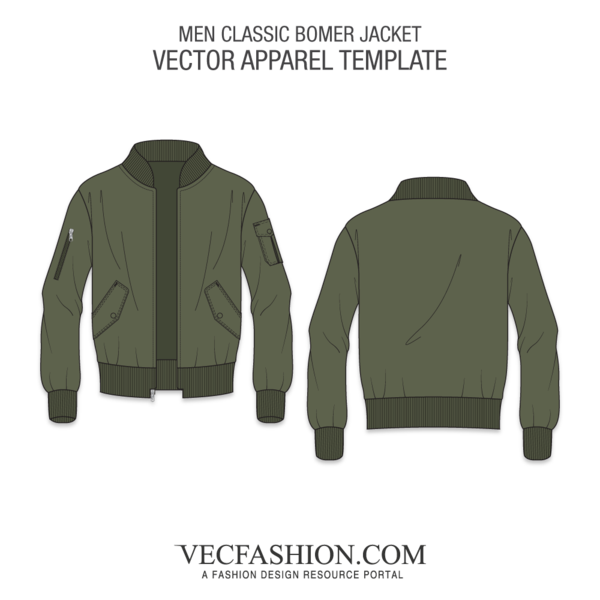 Men Classic Bomber Jacket Classic Bomber Jacket Bomber Jacket Jackets Men Fashion