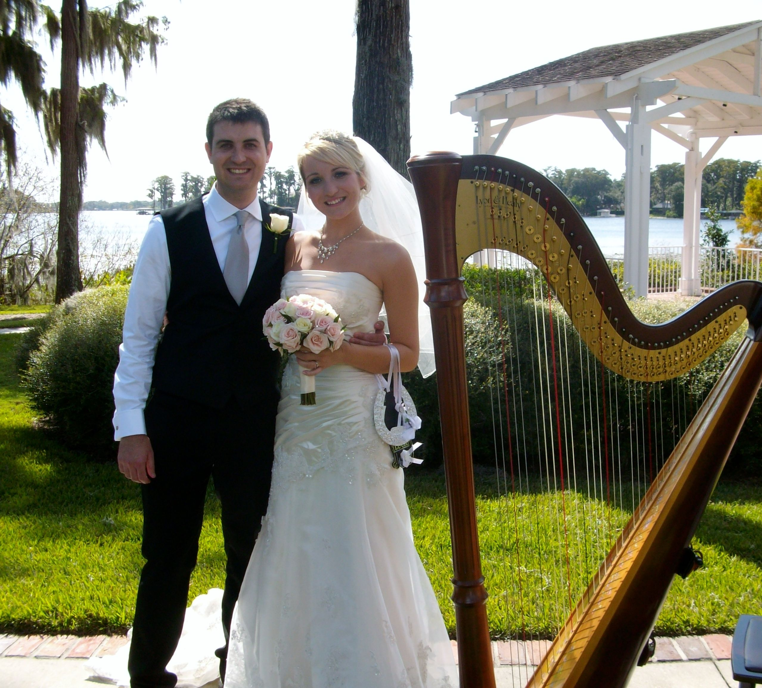 Destination Wedding At Cypress Grove Estate House In Orlando This Couple Came From The UK
