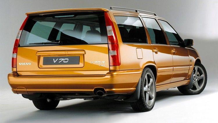 I M Biased 5 Sleeper Cars I Love Drivetribe Volvo 850 Volvo Cars Volvo V70r
