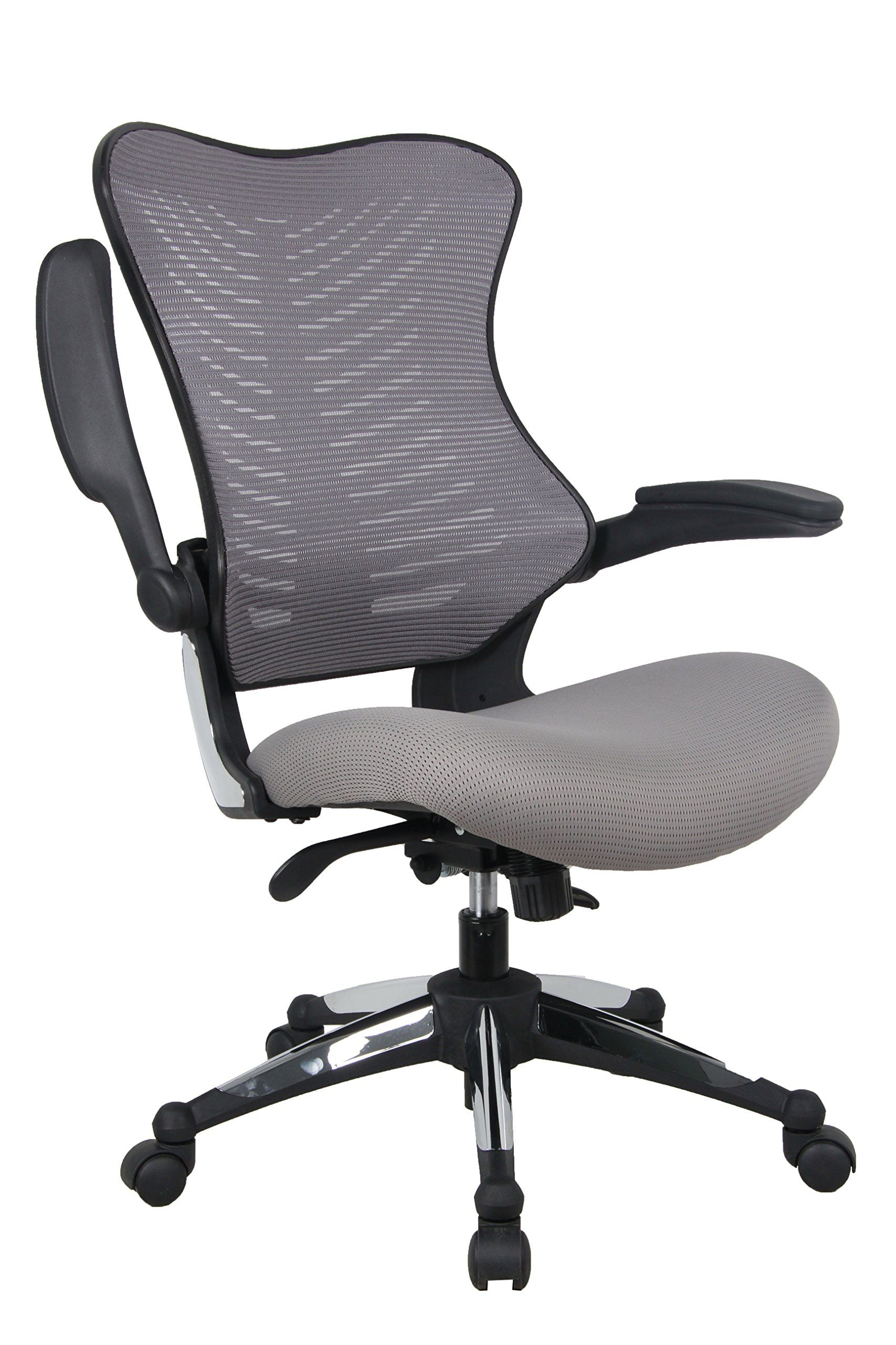 Office Chair Posture Office Factor Gray Office Chair Ergonomic Lumbar Support