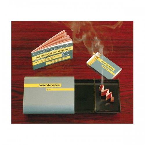 Papier D Armenie Paper Insence Portable All In One Set Le Kit Insence Paper Kit