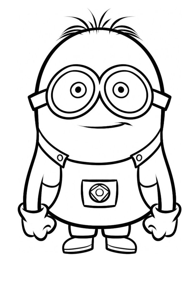 Minion Coloring Pages Disney Coloring Pages Pinterest - new minions coloring pages images