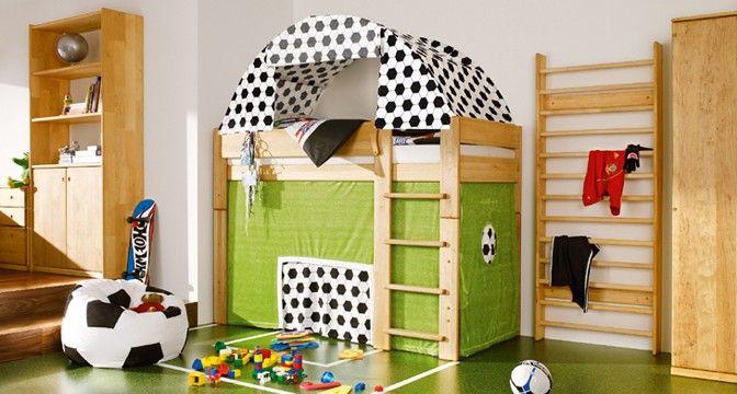 Unique Das TEAM mobile Kinderzimmer aus hochwertigem Naturholz l sst keine W nsche offen