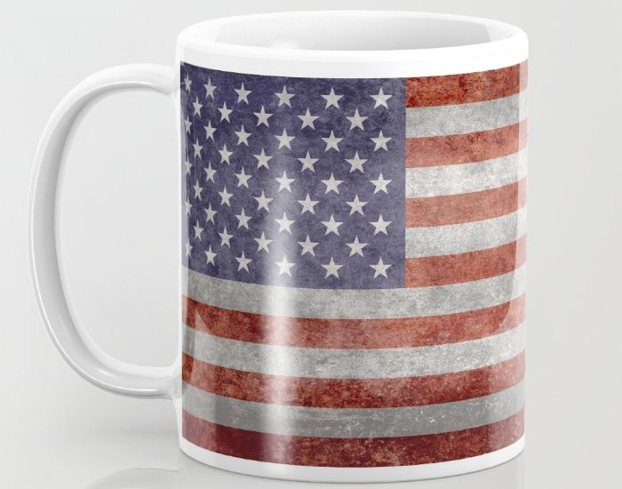The national flag of the United States of America, often referred to as the American flag The flag of the United States of America, often referred to as the American flag, is the national flag of the United States. #USA #usaflag #grungyflag #grungyusflag #grungyusaflag #americanflagmug #oldglory #vintageusaflag