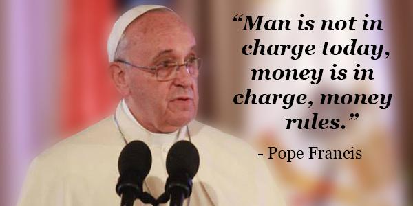 Bernie Sanders On Twitter Pope Francis Embedded Image Permalink Pope