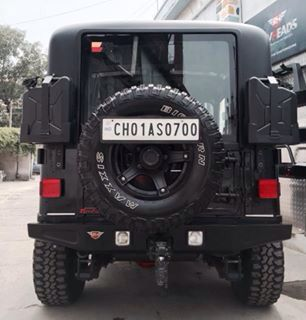 Stuff To Modify Thar Mahindra Thar Modified Mahindra Thar Jeep