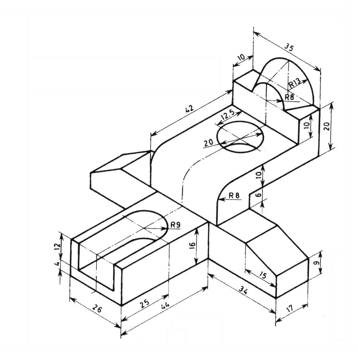 Pin by Leland S Pike on Ttrg Autocad isometric drawing