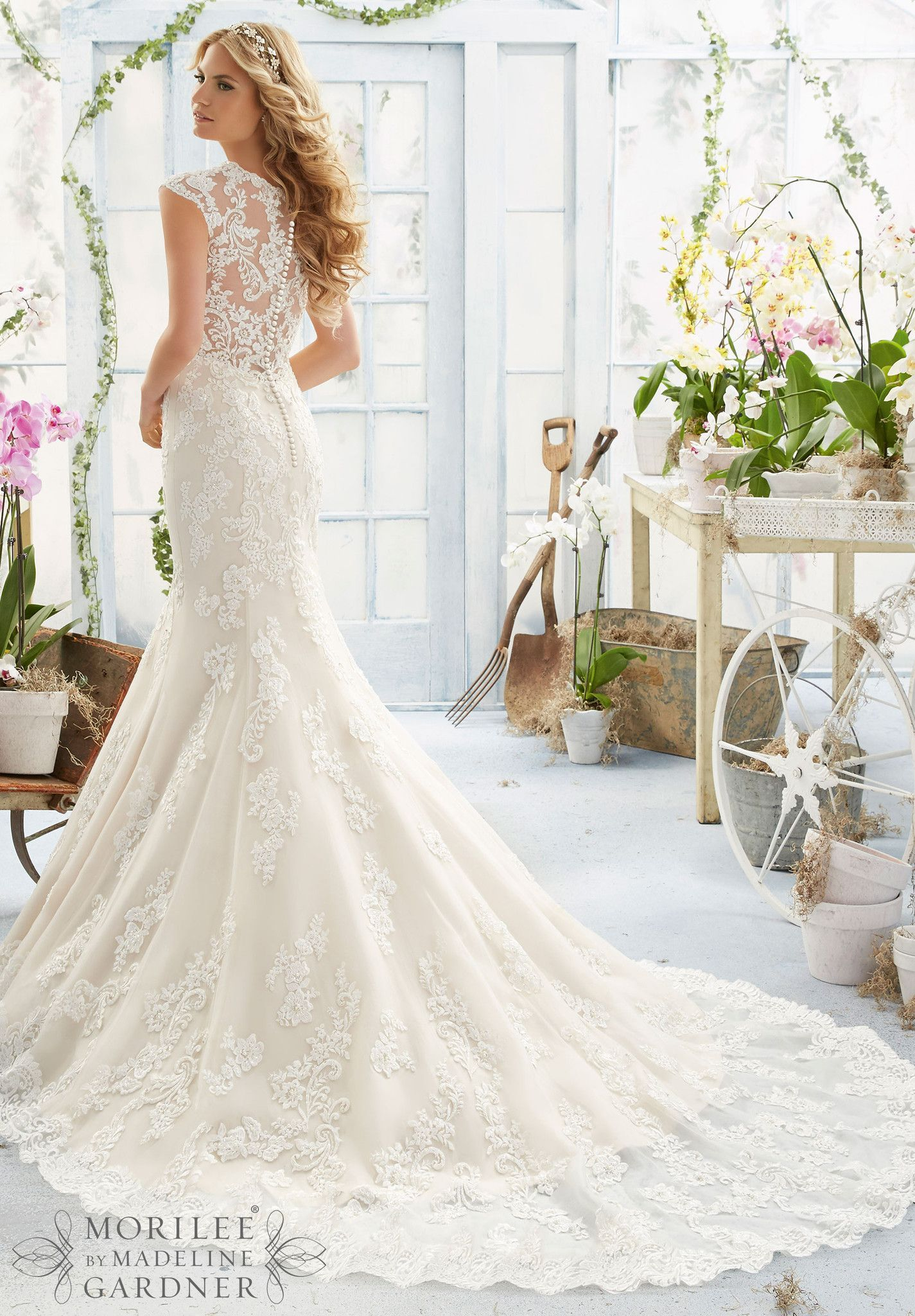 Mori Lee - 2806 - All Dressed Up, Bridal Gown