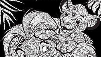Tigers Lion Coloring Leo Lions Big Cats