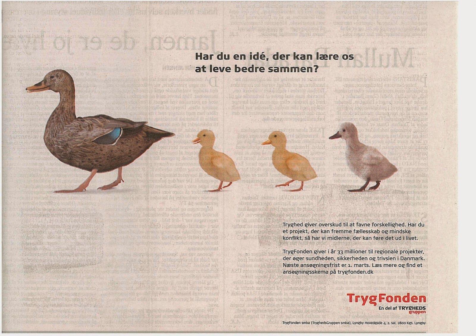 Eventyrpark Projekt Reklame Med Intertekstuel Reference