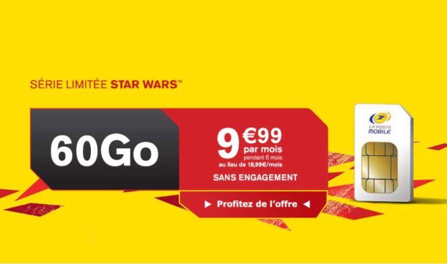 Forfait La Poste Mobile 60go 9 99 Euros Si Vous Souhaitez Un Gros