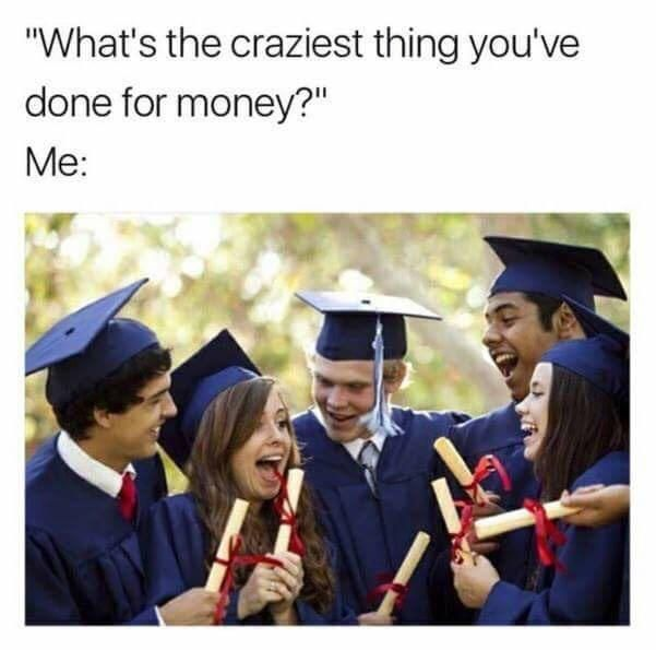4 Years Aswell College Memes Laugh Funny