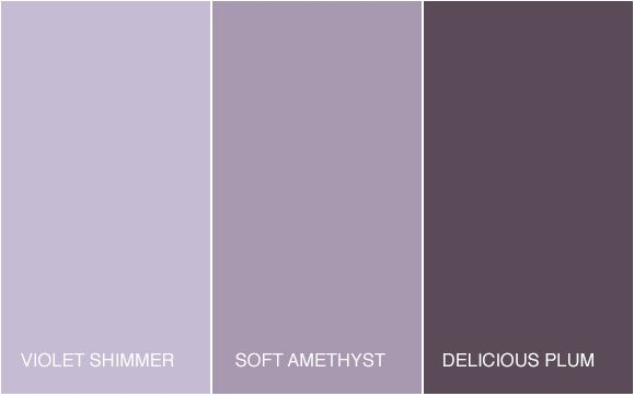 Light And Dark Variations Of Purple Home In 2018 Pinterest
