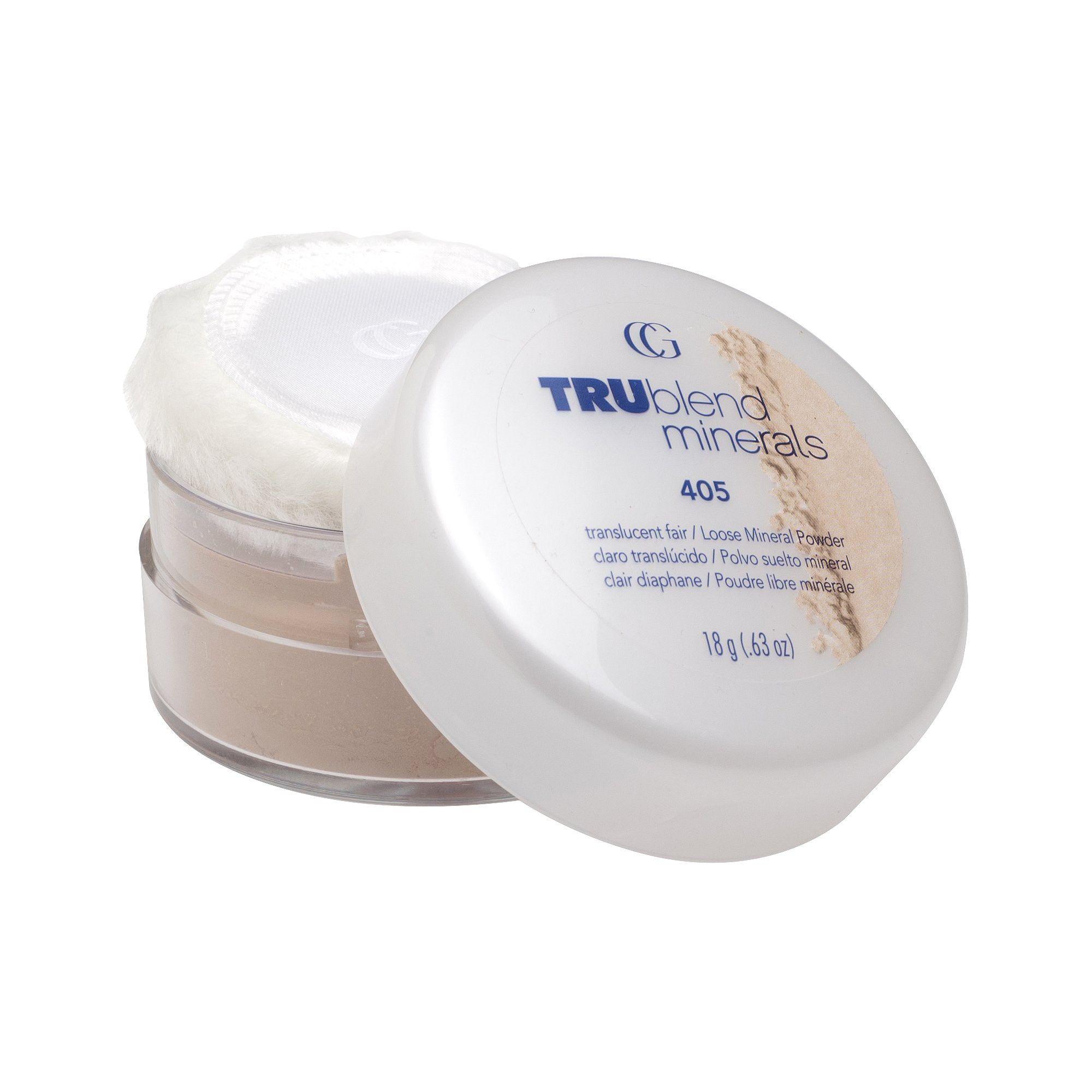 Covergirl truBLEND Loose Powder 405 Translucent Fair .63oz