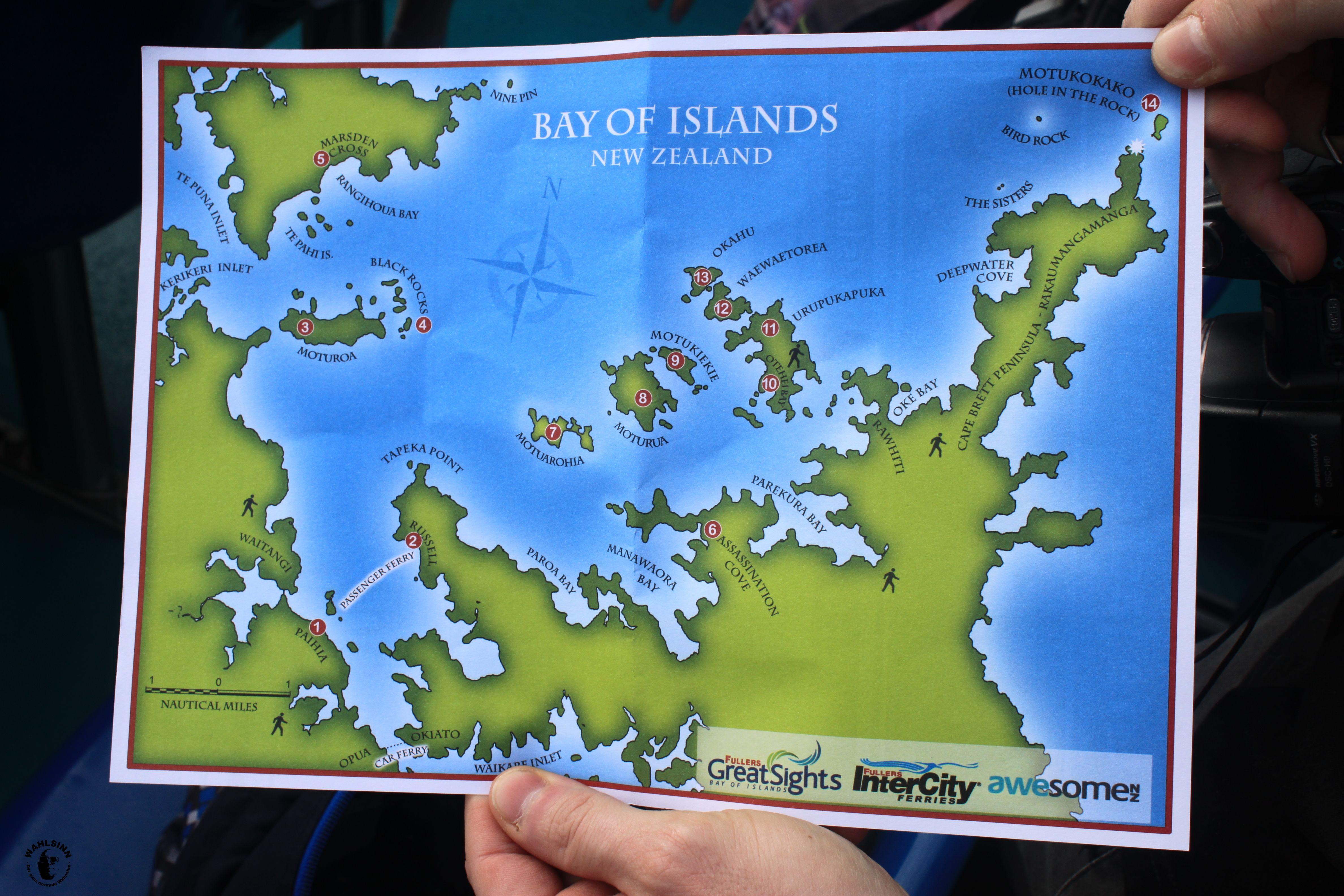 Neuseeland - Bay of Island