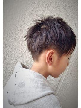 2019年春メンズ完全版 キッズカットのメンズヘアスタイル 髪型