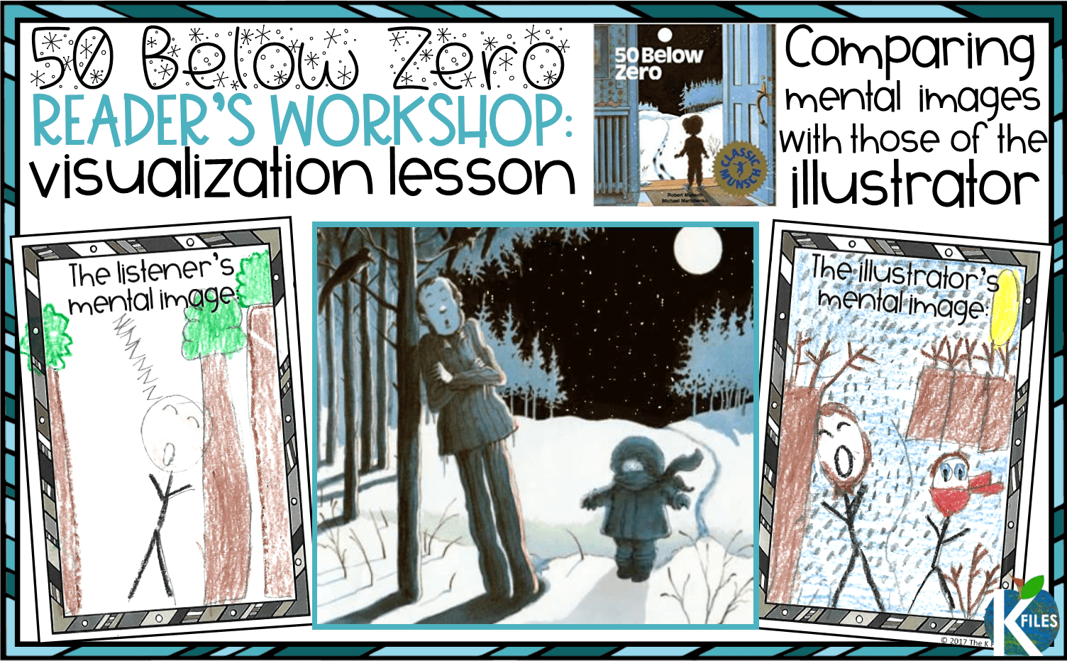 50 Below Zero Visualizing During Reader S Workshop