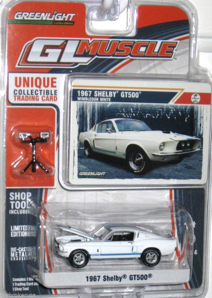 1967 Ford Mustang Fast /& Furious Style  **Greenlight Muscle 1:64  **SALE**