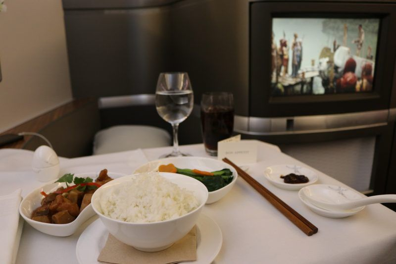 Flying first class with cathay pacific the luxe insider