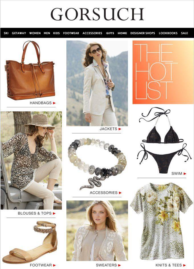 Great Spring fashion ideas!