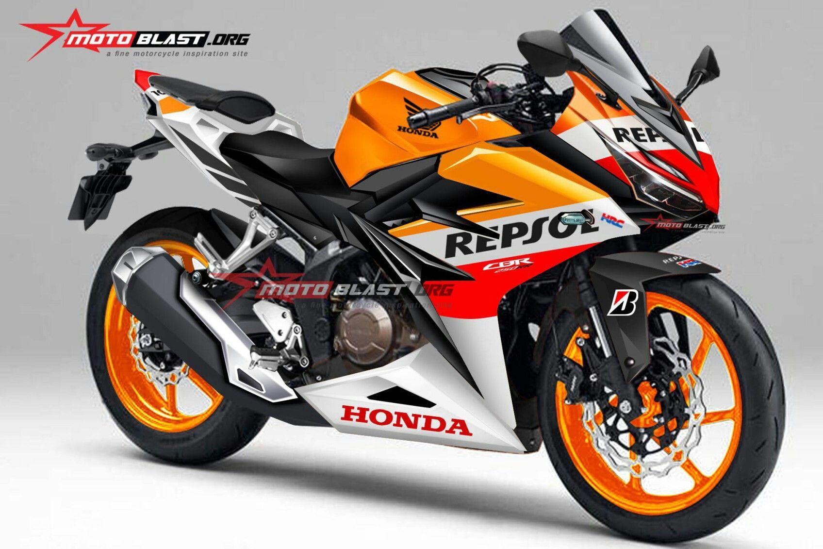 2016 Honda CBR250RR Repsol | repsol honda | Pinterest | Honda, Cbr ...