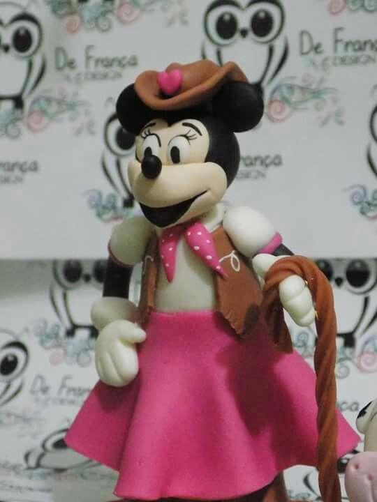 Minnie vaquera