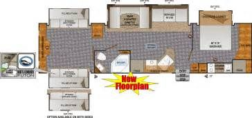 Bedroom Travel Trailers Floor Plans 2 Bedroom Rv Floor Plans 15 Gif 364 171 Rv Floor Plans Floor Plans Travel Trailer Floor Plans