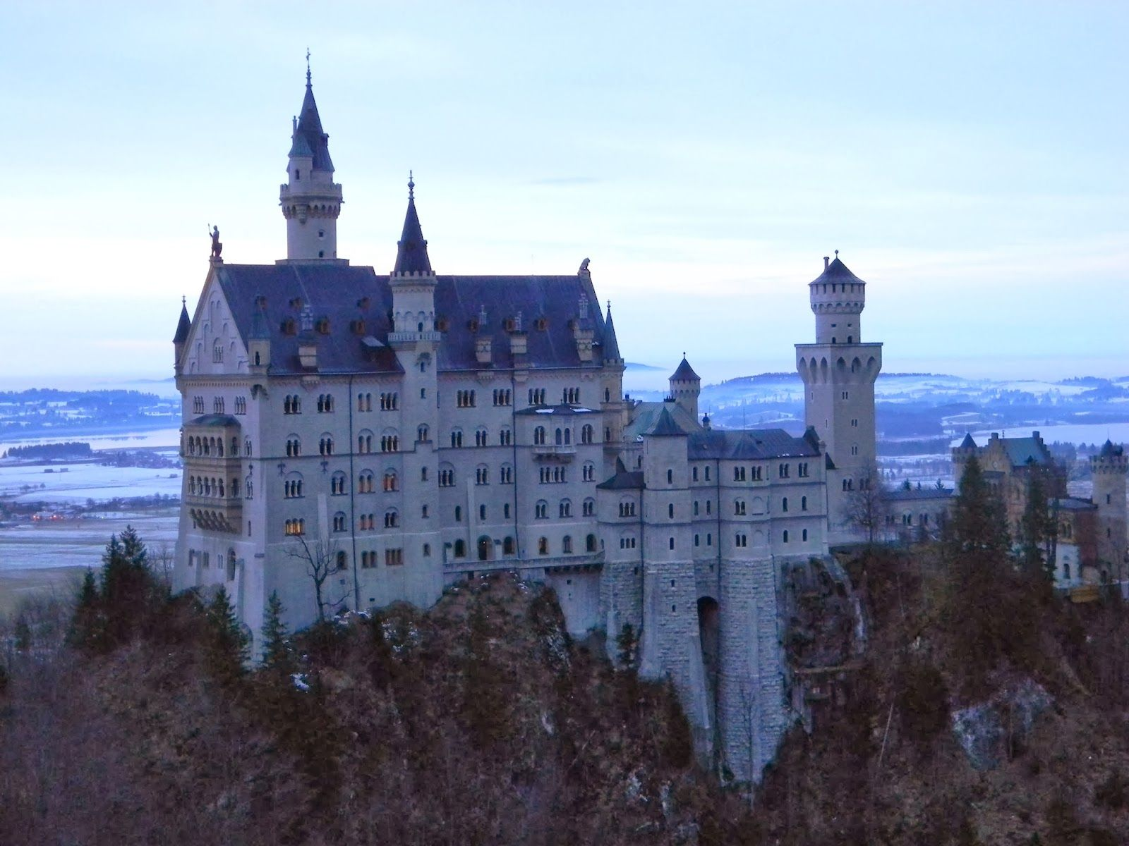 Neuschwanstein Castle Schwangau Germany Snow White S Castle Snow White Neuschwanstein Castle Castle Germany