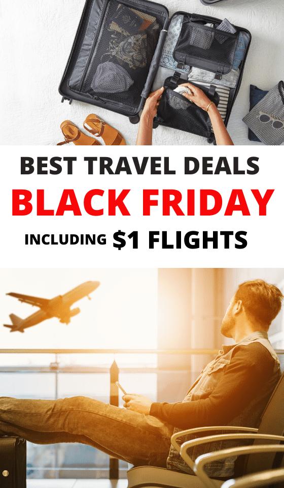 Black Friday Cyber Monday Travel Deals 1 Flights In 2020 Cyber Monday Travel Deals Travel Deals Best Black Friday