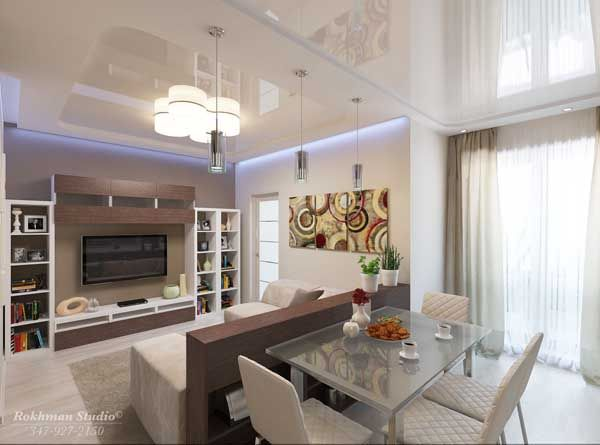 Excelent How To Decorate Dining Living Room Combo