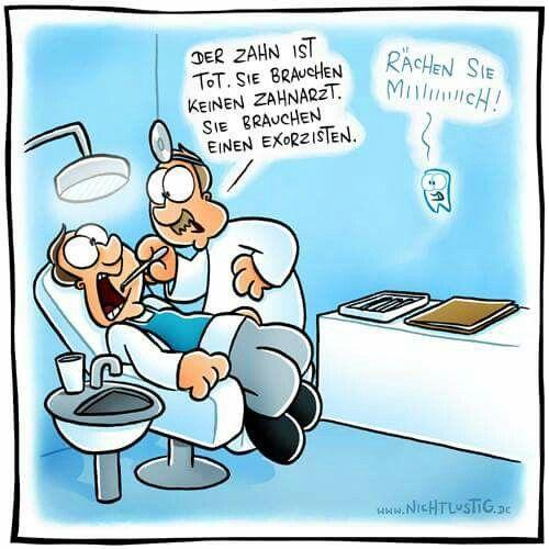 Zahnarzt Sprüche Lustig