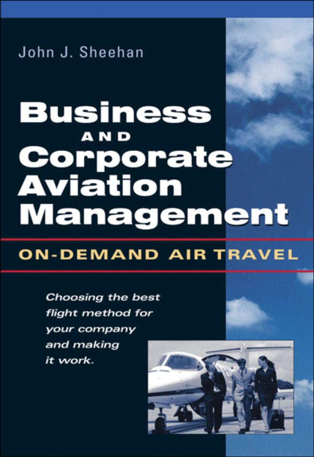 Business and Corporate Aviation Management (eBook