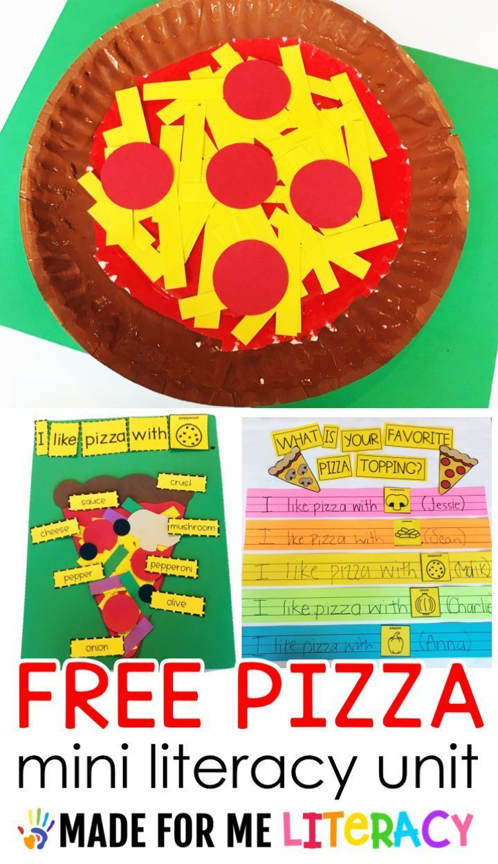 Free Pizza Mini Unit Packed With Activities For Kids Pizza Themed Literac Fun Activities For Preschoolers Special Education Activities Dramatic Play Preschool [ 1247 x 720 Pixel ]