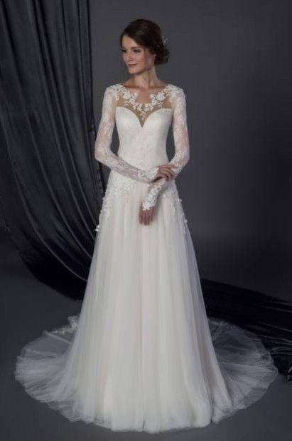 Robe De Mari 233 E Reine Des Neiges Wedding Dresses Custom