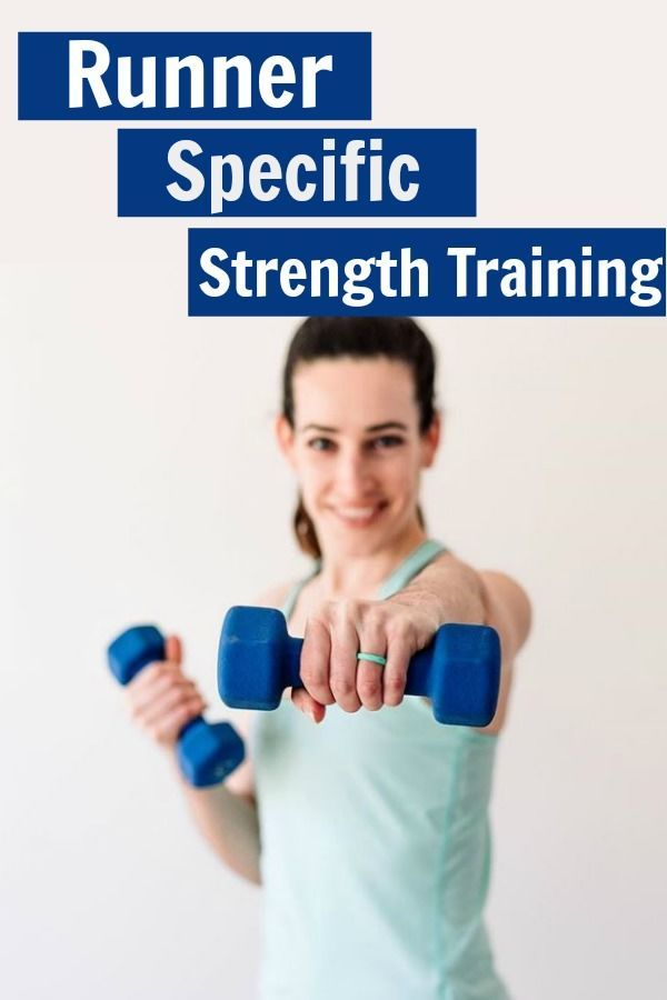 Runner Strength Training: A Full Body Workout At Home