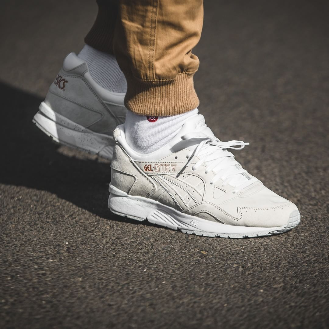 asics gel lyte v rose gold release