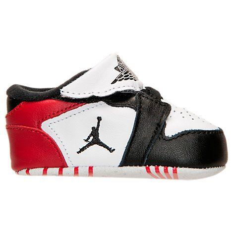 3dba7ce0899 Infant Jordan 1st Crib Shoes - 370305 102   Finish Line   MLP   Crib ...