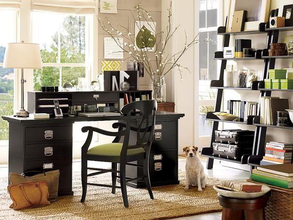 Tips para una oficina en casa con Feng Shui Decoracion Pinterest