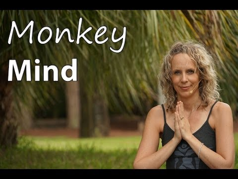 how to tame your monkey mind hanuman series yoga with
