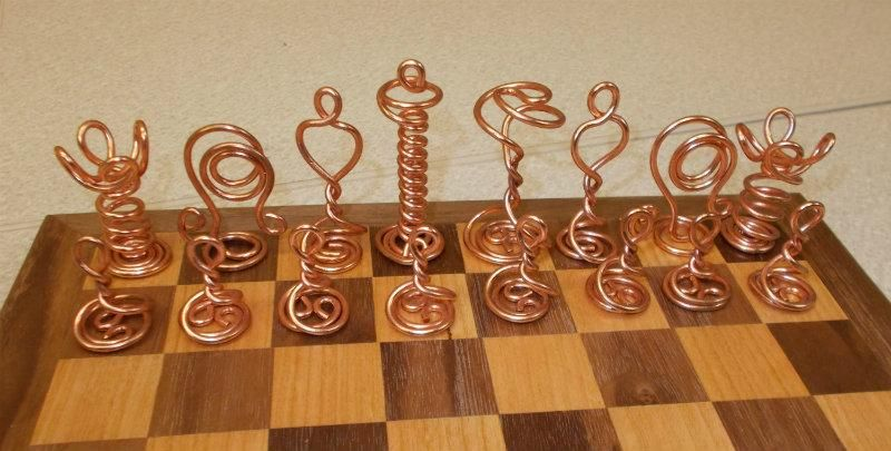 wire chess set data wiring u2022 rh bitcrush pw