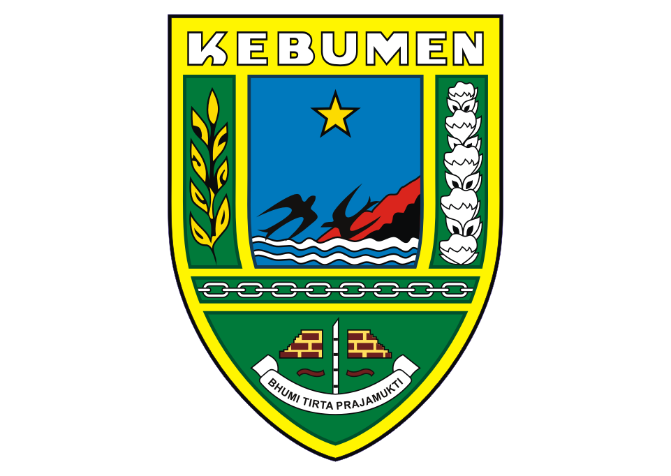 Logo Kabupaten Kebumen Vector Desain