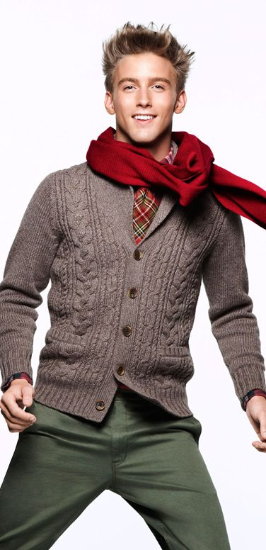 Men's Holiday Fashion Tips: Instead of wearing your ...
